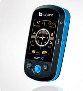Bryton Rider50