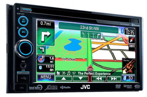 JVC KW-NT50HDT