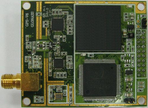 чипсет S4554GNS-LP ГЛОНАСС/GPS от SkyTraq