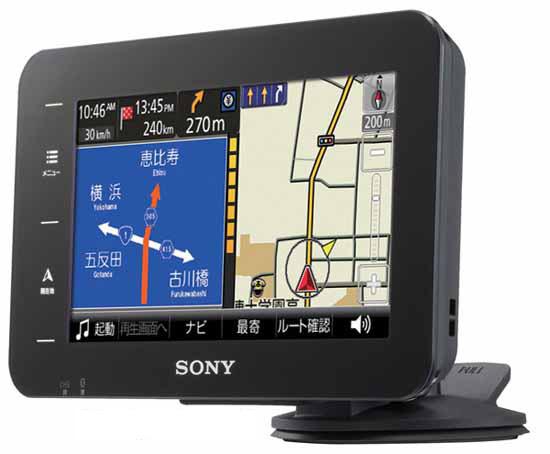 Sony NV-U75 GPS