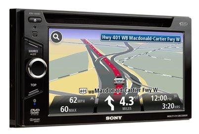 Sony XNV-660T