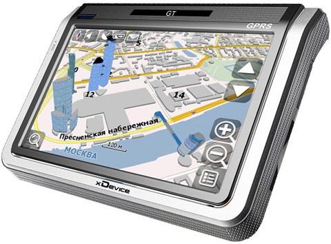 xDevice microMAP Gran Turismo